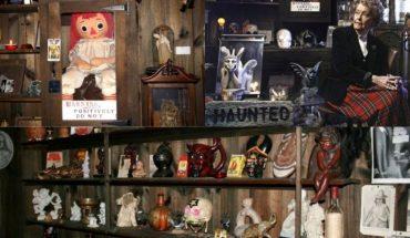 Publican imágenes de la terrorifíca muñeca de los sueños