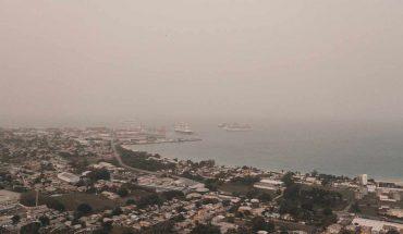 Puerto Rico recibe gran cantidad de polvo del Sahara