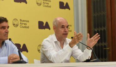 Punto por punto: las medidas anunciadas por Rodríguez Larreta en la Ciudad