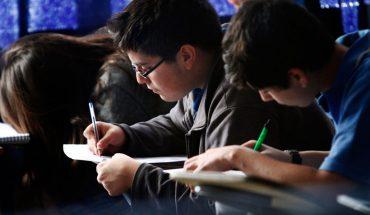 Registran caída en resultados del Simce 2019 de Historia realizada a escolares de 8° básico