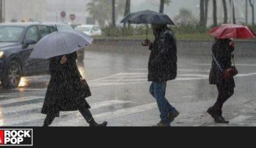 Revisa hasta cuándo seguirán las precipitaciones