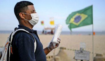 Río de Janeiro reabre malls y bares pese a cifras récord de contagios por Covid-19