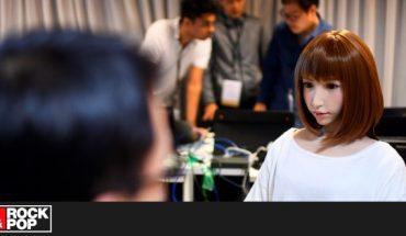 Robot es elegida para protagonizar película de ciencia ficción