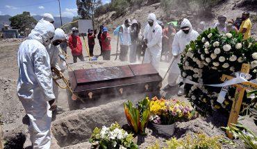 Salud registra 188 muertes más por COVID; son ya 13,699 fallecimientos