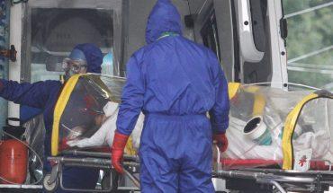 Salud registra 793 muertes más por COVID y se suman 1,232 casos activos