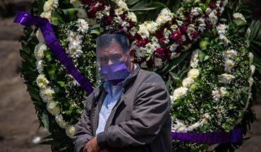 Salud suma al registro 387 muertes por COVID; ya son más de 175 mil casos positivos