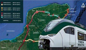 Se anunció que el Tren Maya usará diesel y no electricidad como se había propuesto