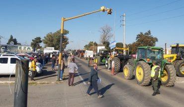 Sectores opositores encabezan banderazo contra la intervención de Vicentín