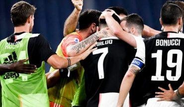 Serie A: Juventus hace la tarea y se encamina al título en Italia