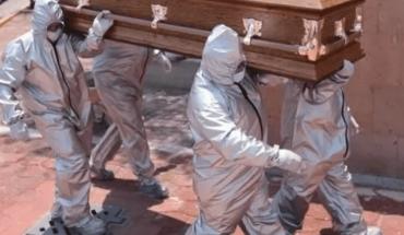 Ssa reporta 188 muertos y 1175 defunciones sospechosas de Covid-19