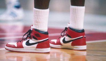 Subasta Millonaria por unas zapatillas de Michael Jordan