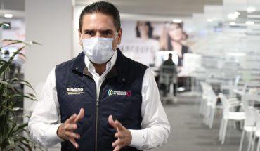 Terminados y equipados los Hospitales Civil e Infantil de Morelia: Silvano Aureoles