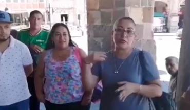 Trabajadores del Hotel Virrey de Mendoza de Morelia sin salario ni seguridad social