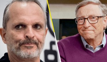 Twitter desmiente las teorías conspirativas de Miguel Bosé sobre Bill Gates