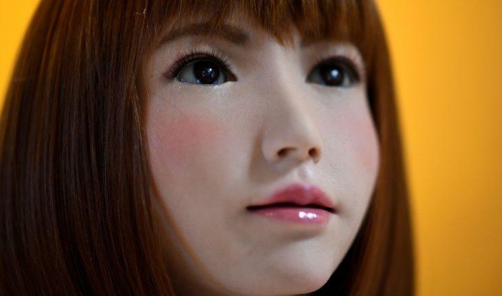 Un robot con inteligencia artificial protagonizará una película de ciencia ficción