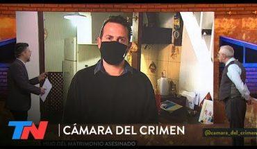 Asesinados por un viaje a Disney | CÁMARA DEL CRIMEN