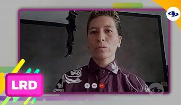 La Red: Lady Tabares confiesa su difícil situación de escasez por la pandemia - Caracol Televisión