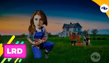 La Red: Marilyn Patiño está dedicada al cultivo de sus propios alimentos - Caracol Televisión