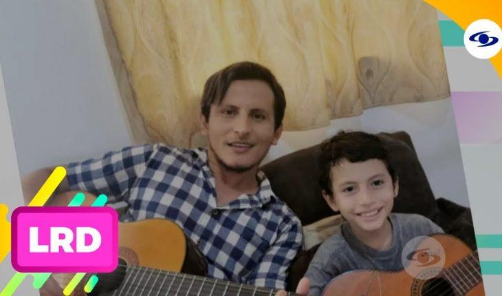 La Red: Yo Me Llamo Ricardo Montaner cuenta la patología que sufre su hijo - Caracol Televisión