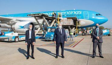 Volverán 1.700 argentinos en vuelos de repatriación la semana que viene