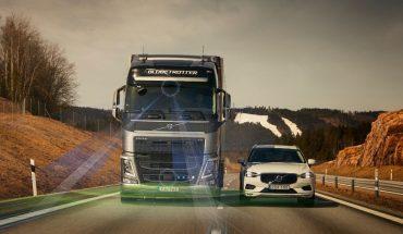 Volvo suma asistencias al manejo para dar más seguridad a sus camiones