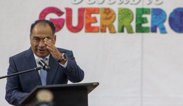 gobernador de Guerrero tiene COVID-19
