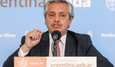 AMBA: Alberto Fernández welcomes Larreta and Kicillof to define quarantine