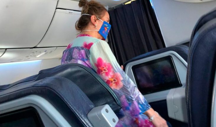 AMLO's wife is labeled as #LadyPrimeraClase for traveling to Cancun in first class (video)