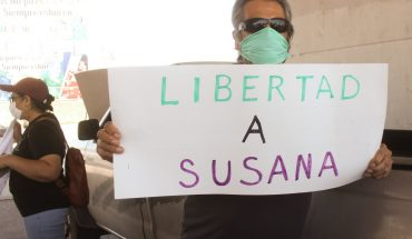 Activists call for the release of Susana Prieto; AMLO orders you to review your case