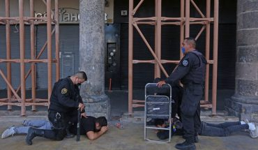 Alfaro and Segob face alleged police abuse against Giovanni