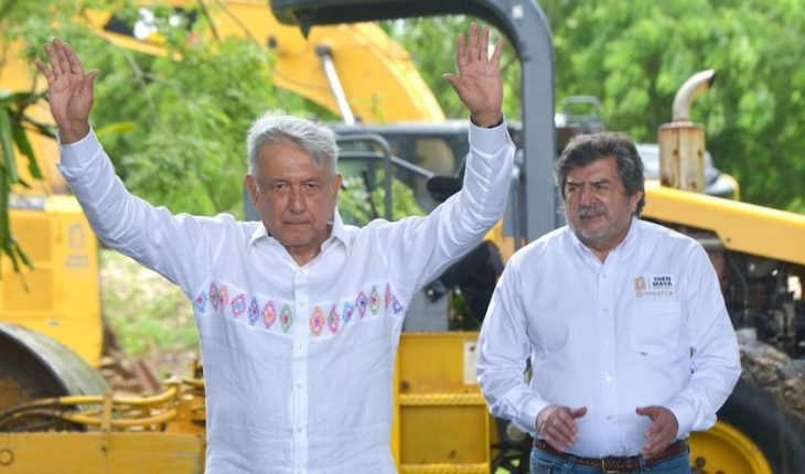 Amparo against the Maya Train has political tints: AMLO