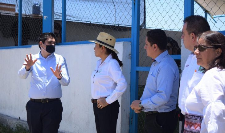 Arturo Hernández, together with entrepreneurs, attends health needs in Michoacán