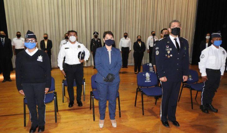 Aspiring Morelia Police begin initial training course at IEESSPP