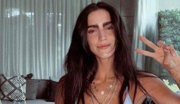 Barbara de Regil criticized in networks for using the word 'prieta' (Video)