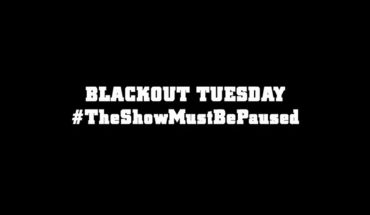 """""""BlackOut Tuesday,"""" the music industry's historic blackout against racism"""