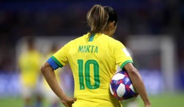 Brazil withdrew candidacy to host the 2023 Women's World Cup