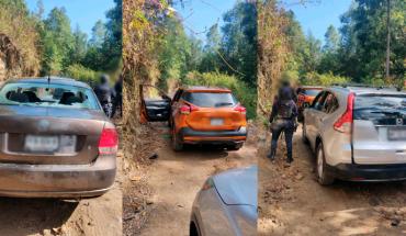 Se registra enfrentamiento entre policías y gatilleros en La Yerbabuena  de Zinapécuaro
