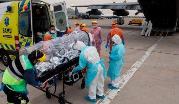Covid-19 dead today June 18 in Chile reach 3,841
