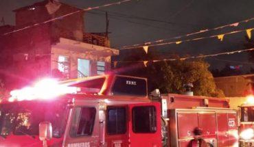 Fire causes panic in Benito Juarez, Mazatlan
