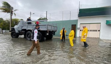 Floods and evacuations by Storm Cristobal; 5 states on alert