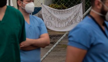 Guatemalan doctors stop amid pandemic for non-payment