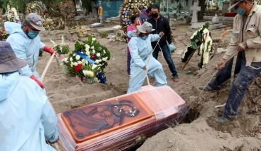 Health projects up to 35,000 deaths by COVID: Lopez-Gatell to deputies