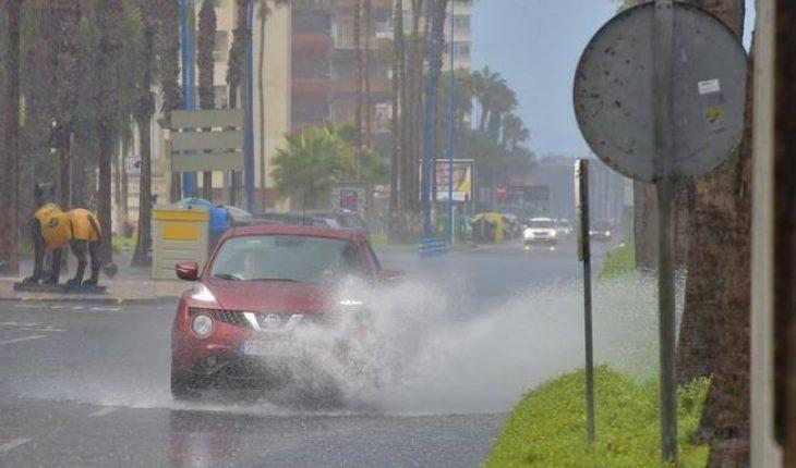 Heavy rains forecast in Chiapas, Oaxaca, Michoacán and Guerrero