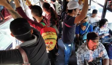 Jalisco: impose working hours and rules on public transport