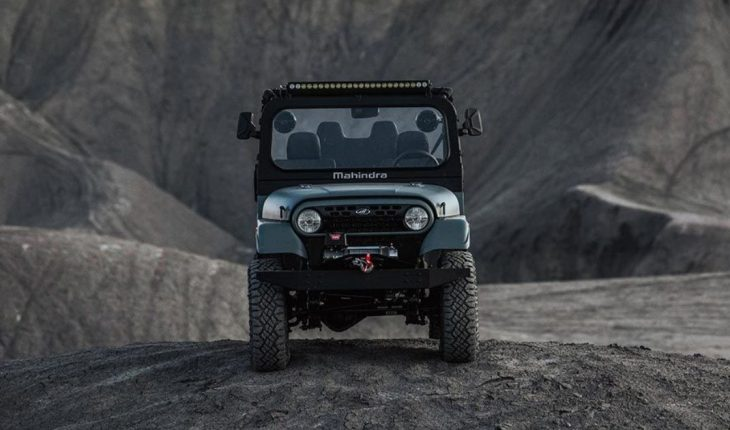 Justice gives Jeep and U.S. reason bans sale of an Indian 4x4