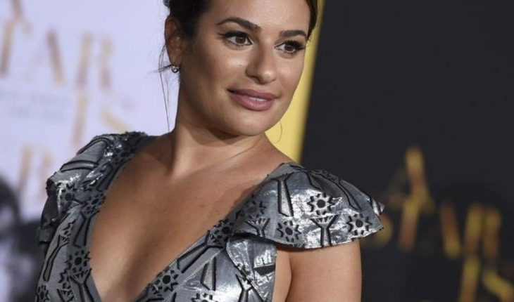 Lea Michele apologizes for her behavior on the Glee series