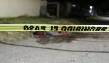 Man is shot dead in López Mateos, Culiacán