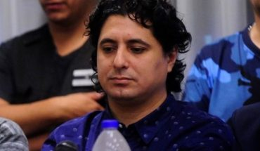 Mark Bazan was condemned by the femicide of Anahí Benitez