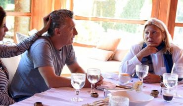 """Mauricio Macri and Elisa Carrió denounced """"institutional outrages"""""""