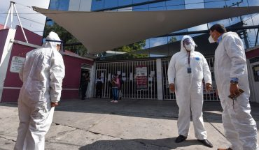 Mexico exceeds 14 thousand deaths from COVID-19 disease
